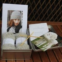 Coco Hat Knit Tin Kit